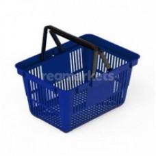 Корзина покупательская SBP 20 синяя