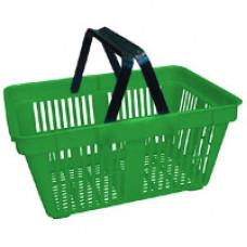 Корзина покупательская SBP 20 зеленая