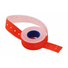 Этикет-лента 21х12 (1000шт/р) красная