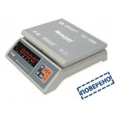 Весы фасовочные M-ER POST 326 AFU-15.1 LED