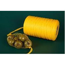 Сетка-рукав экструзия желтая (500м)