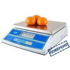 Весы фасовочные M-ER CUBE 326 AFL-15.1 LCD