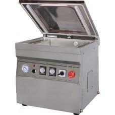 Вакуумная машина HVC-410S/2A-G (нерж.+газ)