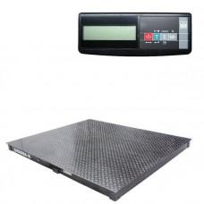 Весы платформенные МАССА-К 4D-P-7-2000 A/4D