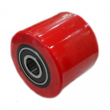 Колесо малое полиуретан 80*70