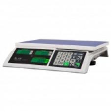 Весы торговые M-ER SLIM 326 AC-15LCD