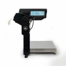 Весы МК-15.2-R2P-10-1 торговые с отделителем этикетки