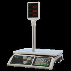 Весы торговые M-ER SLIM 326 ACP-32.5 LED