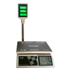 Весы торговые M-ER SLIM 326 ACP-15.2 LCD