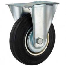 Неповоротное колесо с площадкой FC-54  125 мм