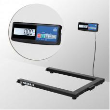 Весы паллетные Massa-K 4D-U-1-2000 2т (1200*840)