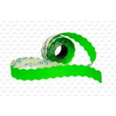 Этикет-лента 26х12 (1000шт/р) зеленая