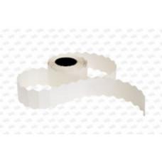 Этикет-лента 26х12 (1000шт/р) белая